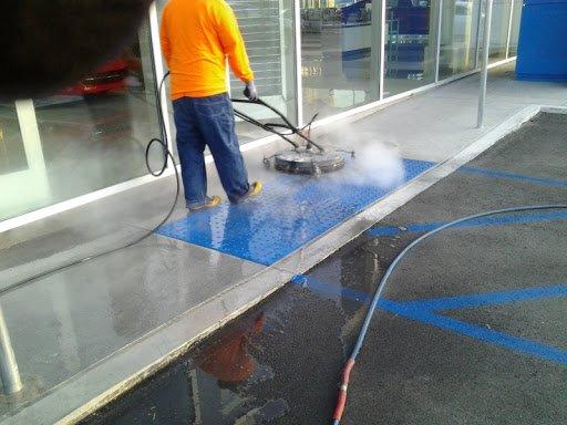 Commercial Pressure Wash Little Rock Arkansas
