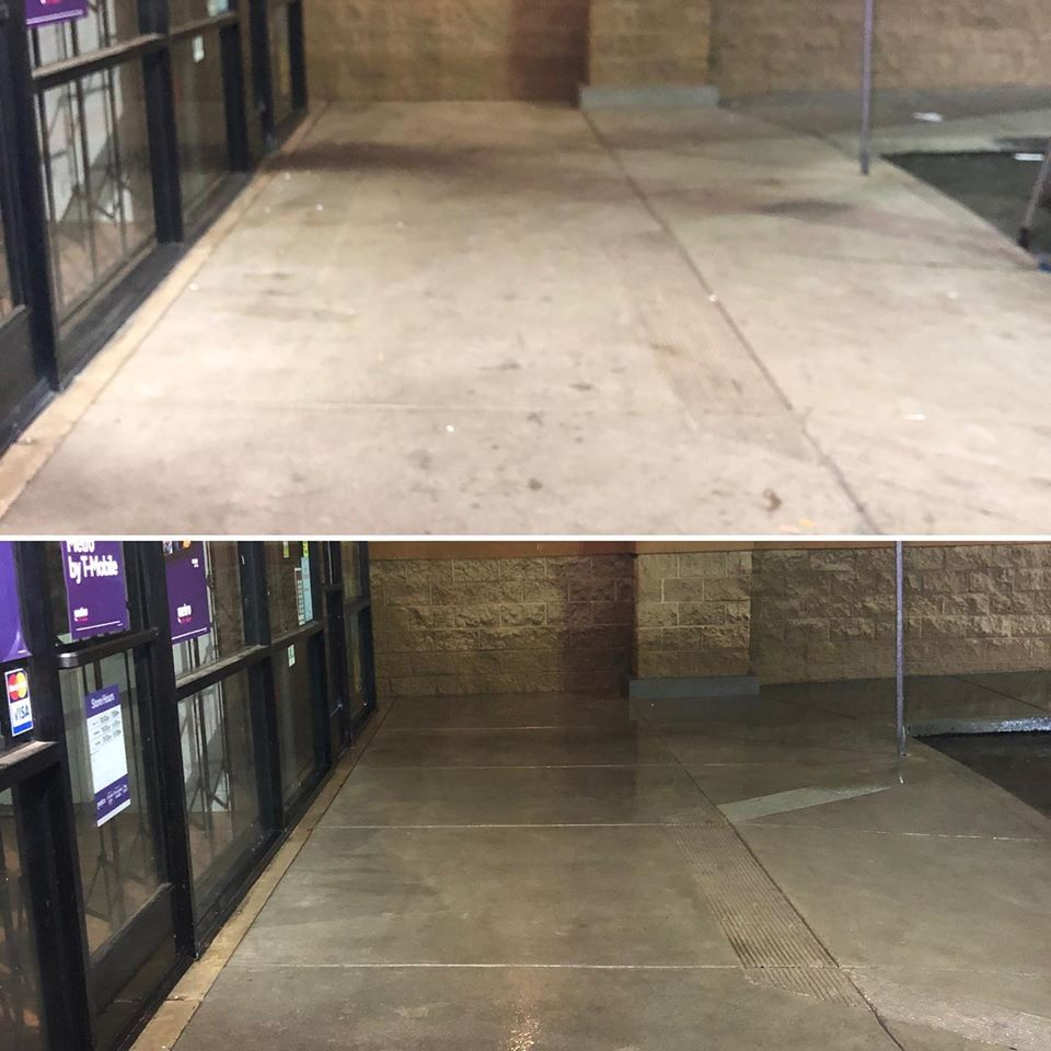Conway Commercial Pressure Washing